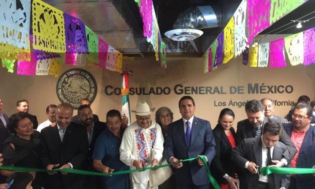 """Concluye con éxito """"Michoacán en Los Ángeles 2017"""": Semigrante"""