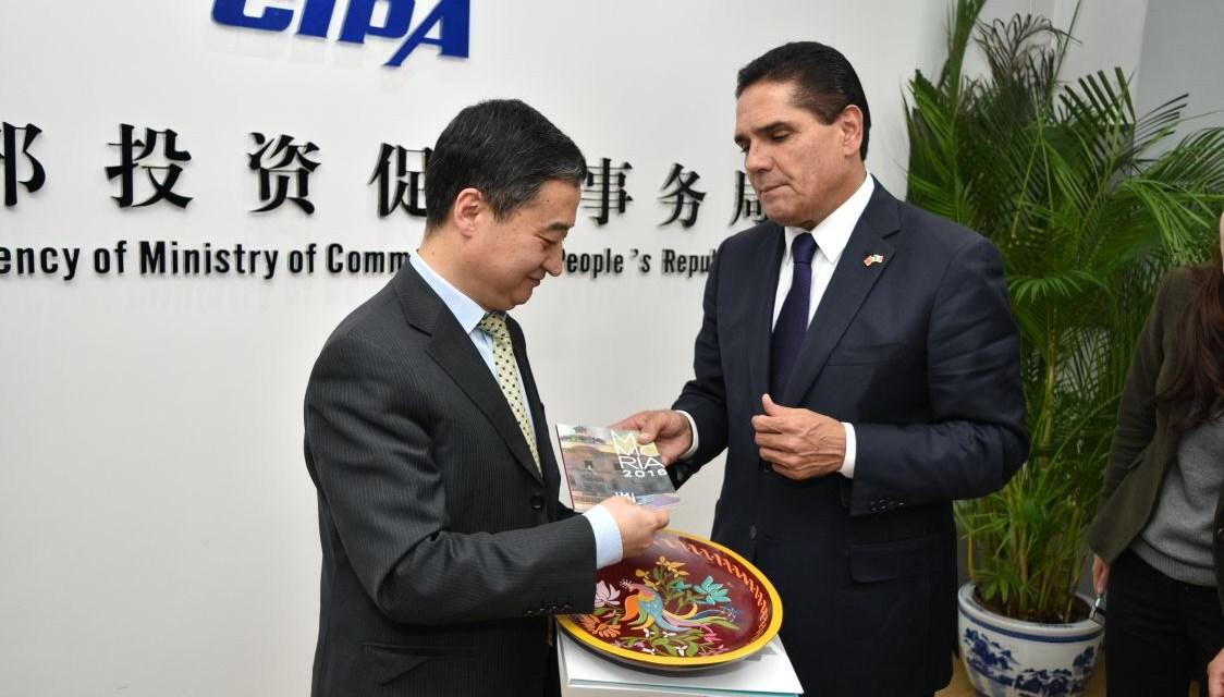 Acuerda Gobernador agenda para atraer inversiones chinas a Michoacán