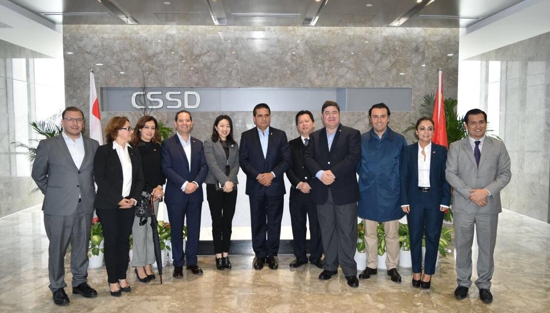 Avanza negociación con empresas en China para desarrollo de Zona Económica Especial de Lázaro Cárdenas