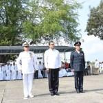 Encabeza Gobernador Día de la Armada de México en el Puerto de Lázaro Cárdenas