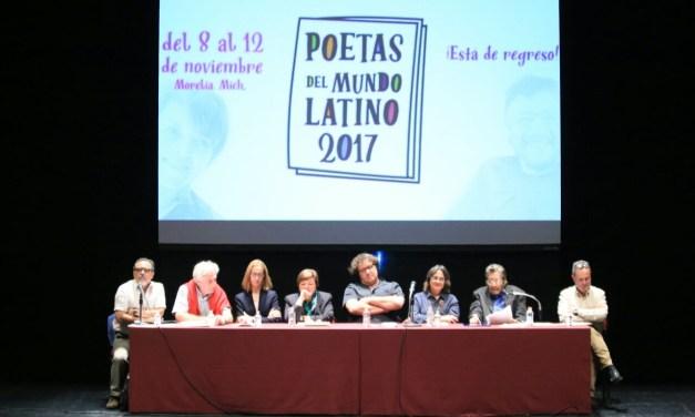 Michoacán, sede de emotivo encuentro de poetas y poetizas