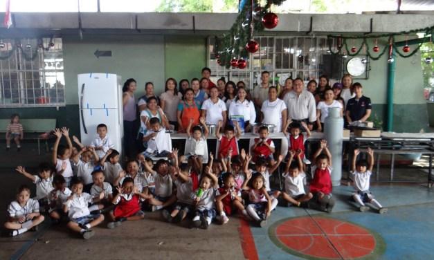 Los sistemas DIF equipan cocina de Jardín de Niños