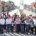 Inaugura Gobernador obras públicas por 164 mdp en Zitácuaro