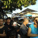 Intento fallido por desalojar comercio informal en Centro de Lázaro Cárdenas