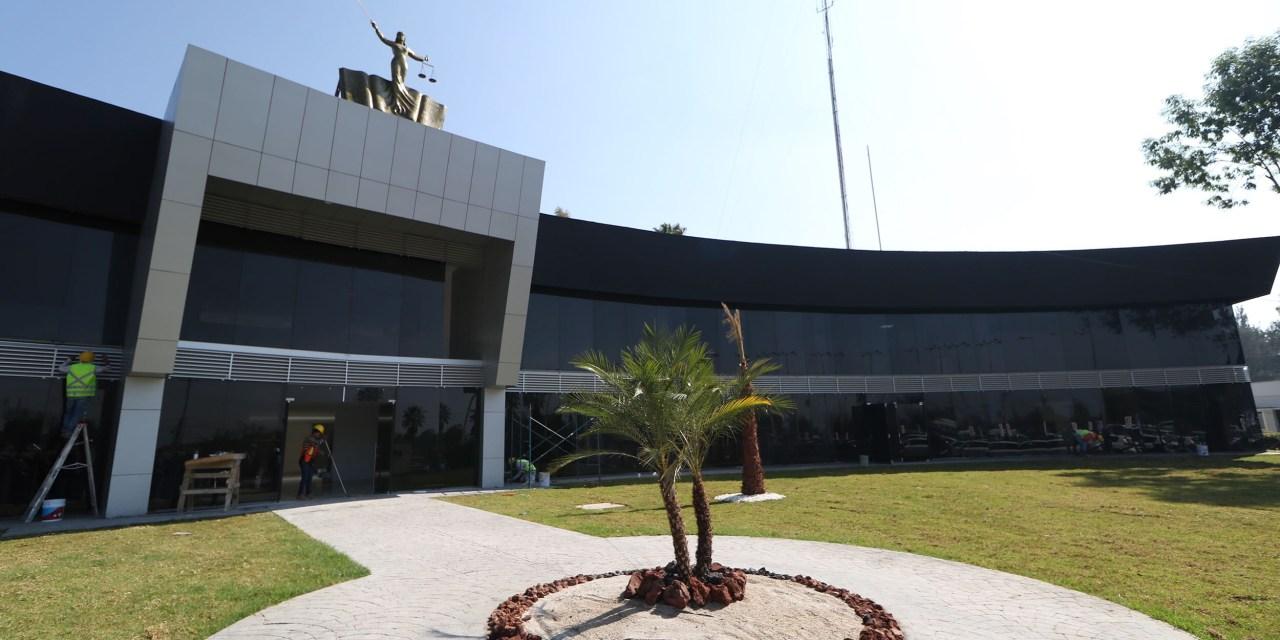 Supervisan SCOP y PGJE obras para el NSJP en Zamora y Morelia