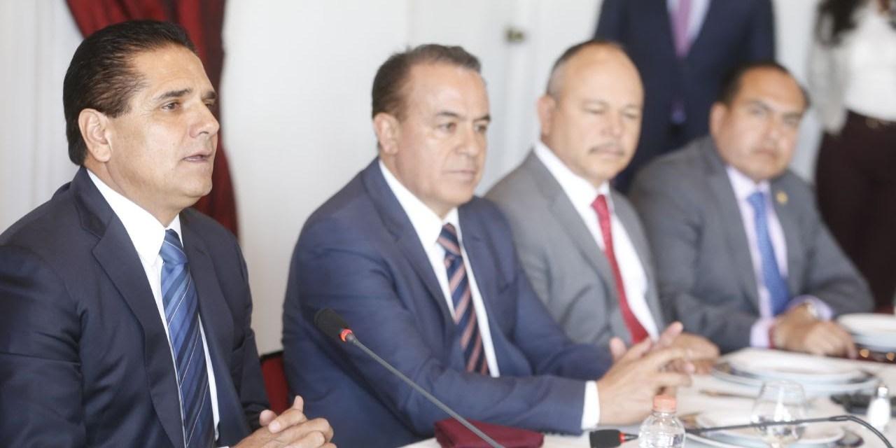 Michoacán se ha distinguido como un estado de trabajo coordinado: Silvano Aureoles