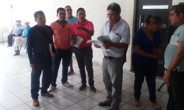 Desconoce Juzgado Federal representación de terceros interesados del Ejido Melchor Ocampo