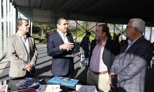 Nuestra convicción, apoyar a jóvenes en su desarrollo integral: Silvano Aureoles