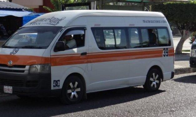 Prevén aumentar tarifa al trasporte colectivo en LC a $12 pesos y banderazo de taxi a $45