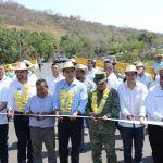 Más de 95 mdp en obras para Tuzantla: Silvano Aureoles