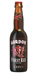 Birra GORDON FINEST RED