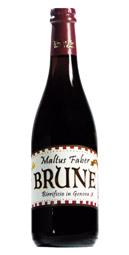 Birra MALTUS FABER BRUNE