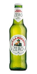 Birra Moretti zero
