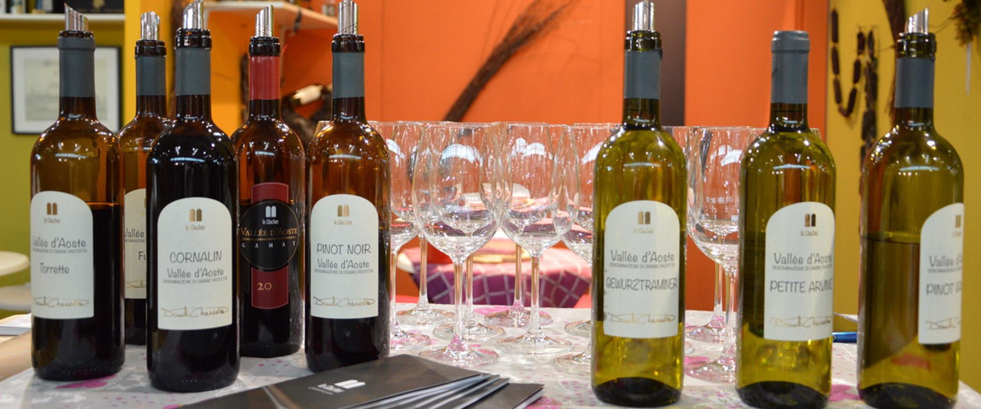 Le Clocher: i vini autoctoni della Val d'Aosta