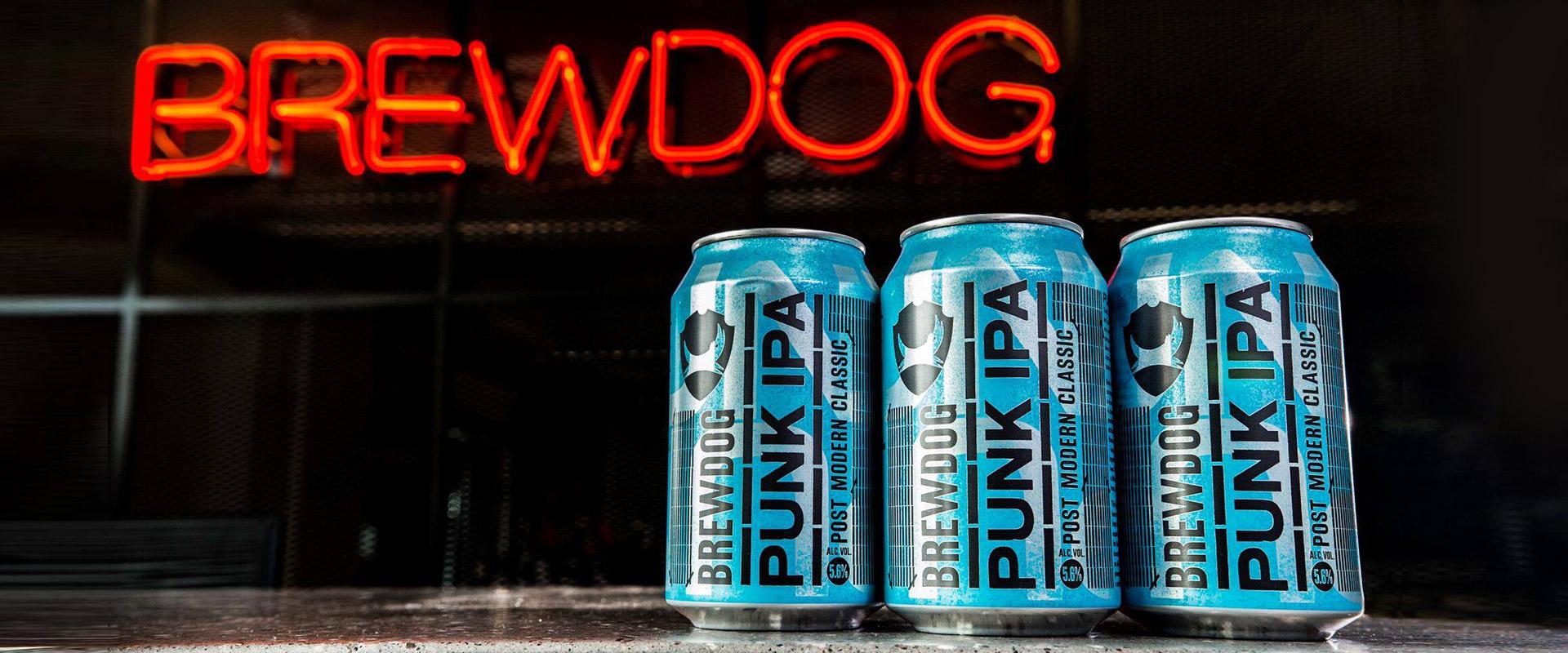 La passione per la birra artigianale made in Scozia: il birrificio Brewdog