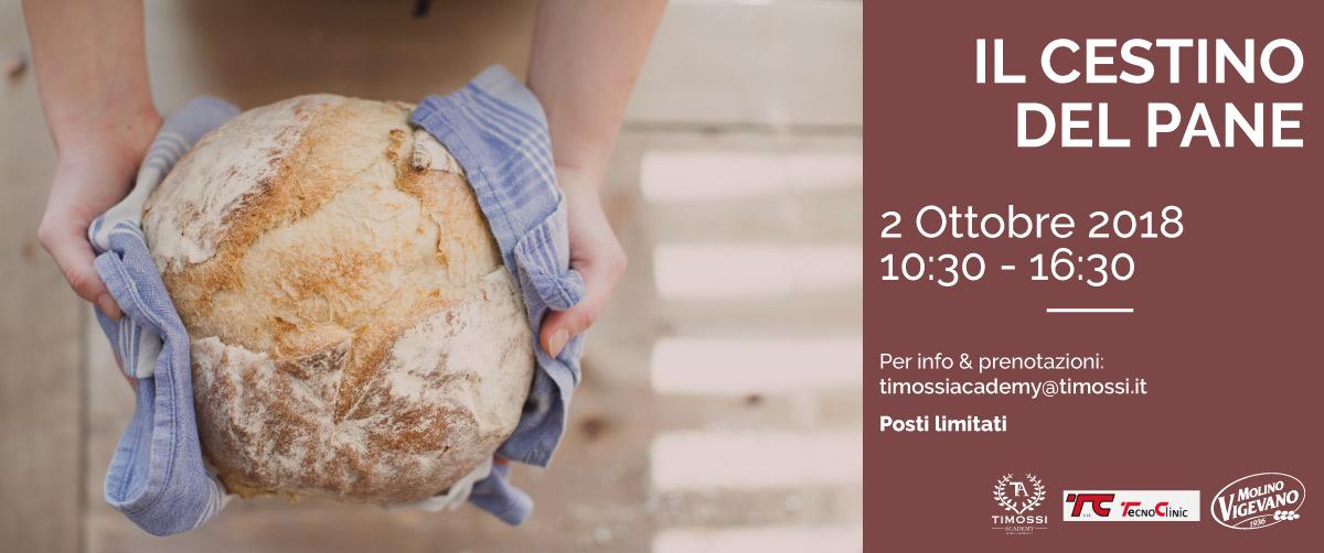 2 Ott 2018 – Il cestino del pane