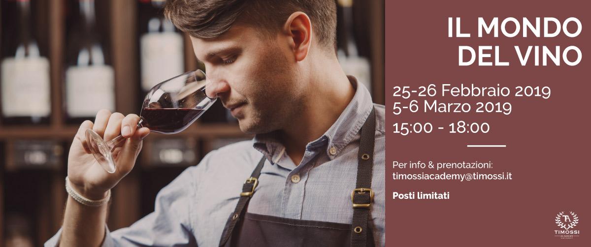 25-26 Feb / 5-6 Mar 2019 – Il mondo del vino