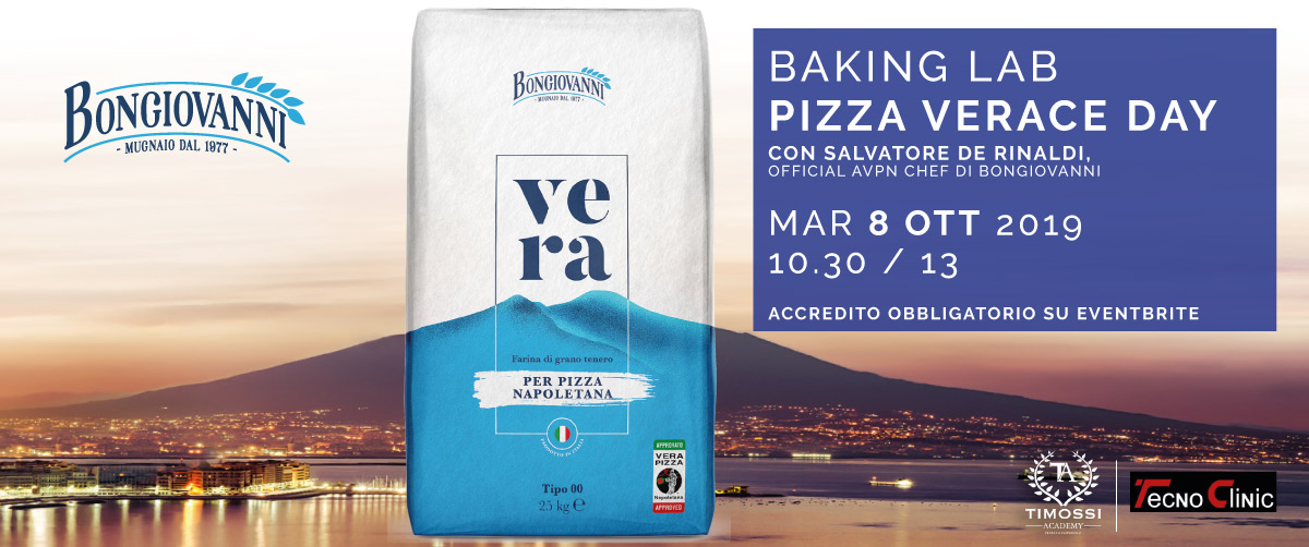 8 Ott 2019 – Baking Lab – Pizza Verace Day