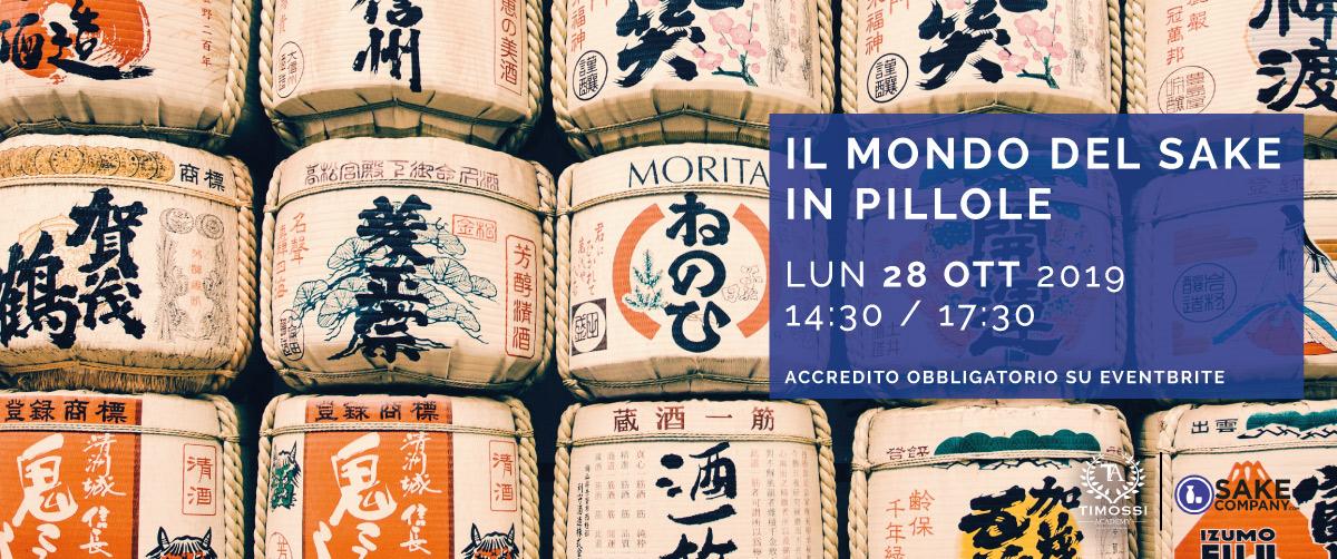 28 Ott 2019 – Il mondo del sake in pillole