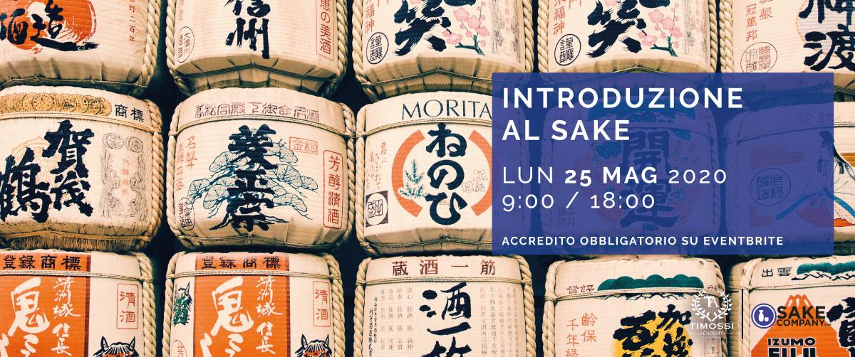 25 Mag 2020 – Introduzione al Sake
