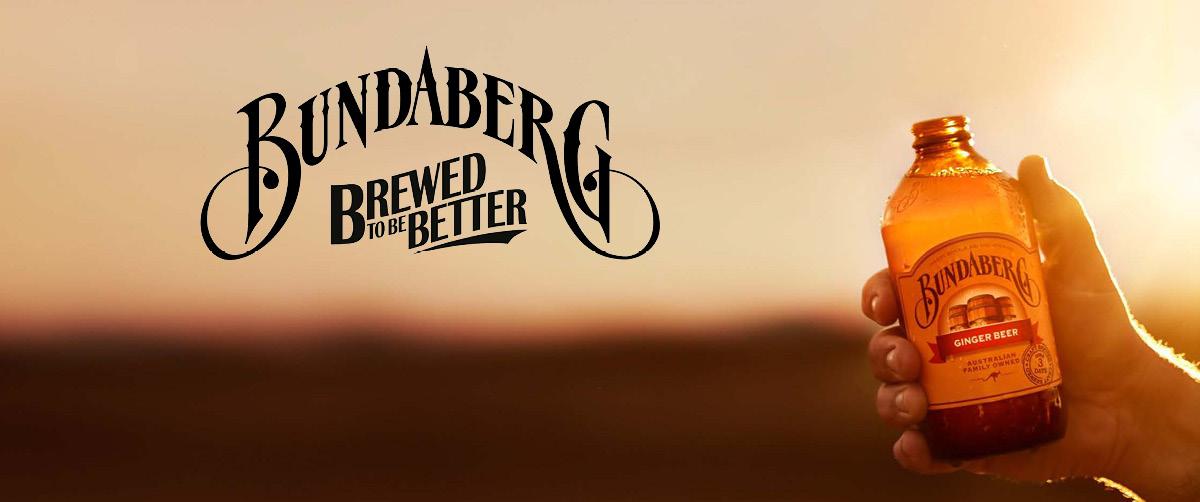 Bundaberg: dall'Australia agli USA, fino al top dei brewed soft drink