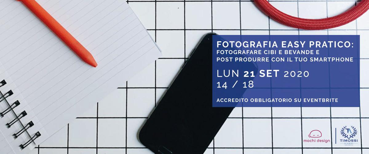 21 Set 2020 – Fotografia Easy Pratico