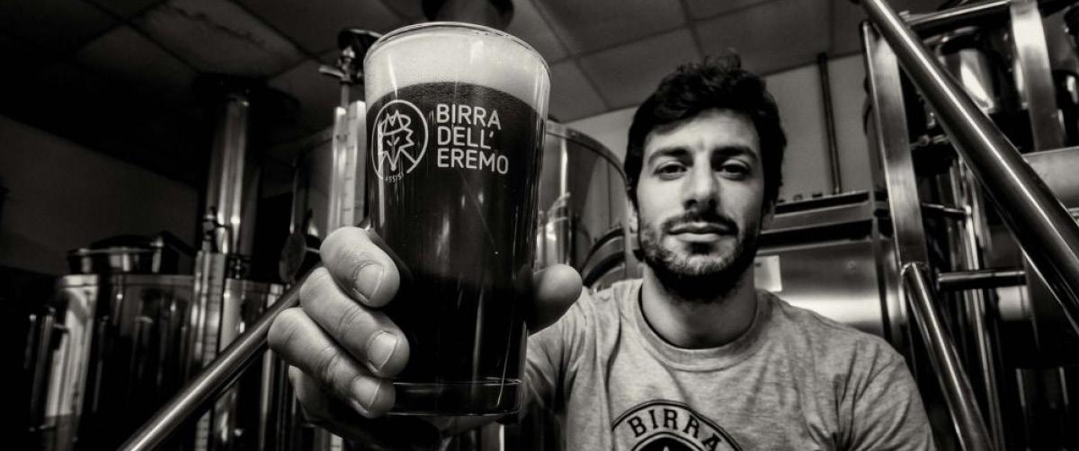 Birra dell'Eremo: da Assisi… E in lattina
