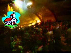 church over disco