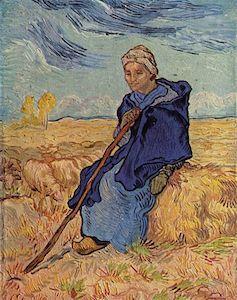 Van Gogh shepherd
