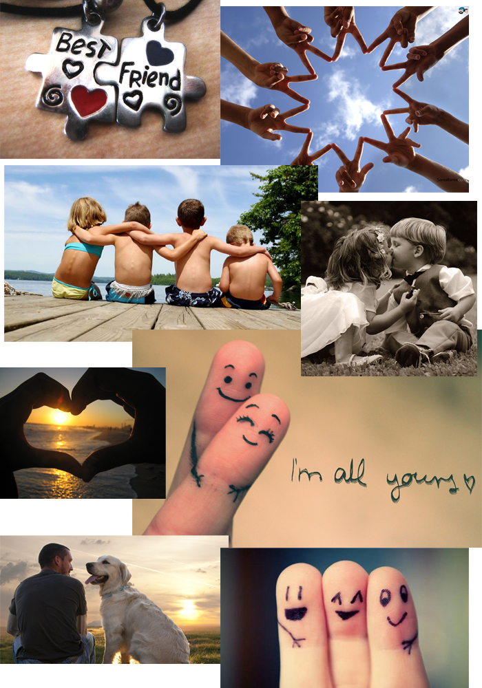 Love & Friendship & Relationships