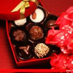 heart chocolates valentine
