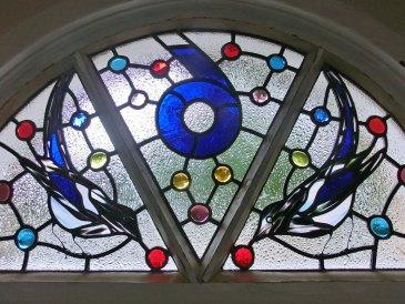 Stained Glass Jewels Gems Magpies