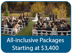 All Inclusive Packages Starting at $3,400