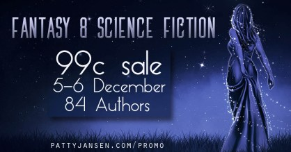 99c sci and fantasy promo image December 5-6