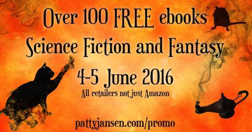 Free ebooks wide June 4-5