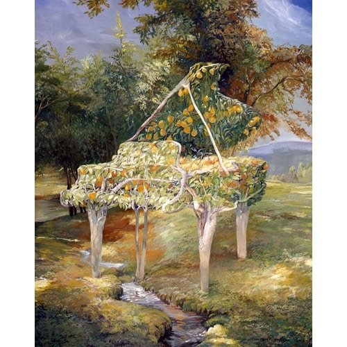 Pear Tree Piano