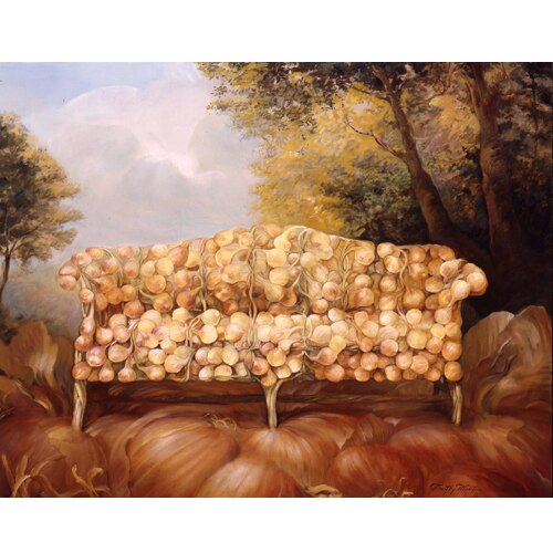 Vegetable Couches - Onion
