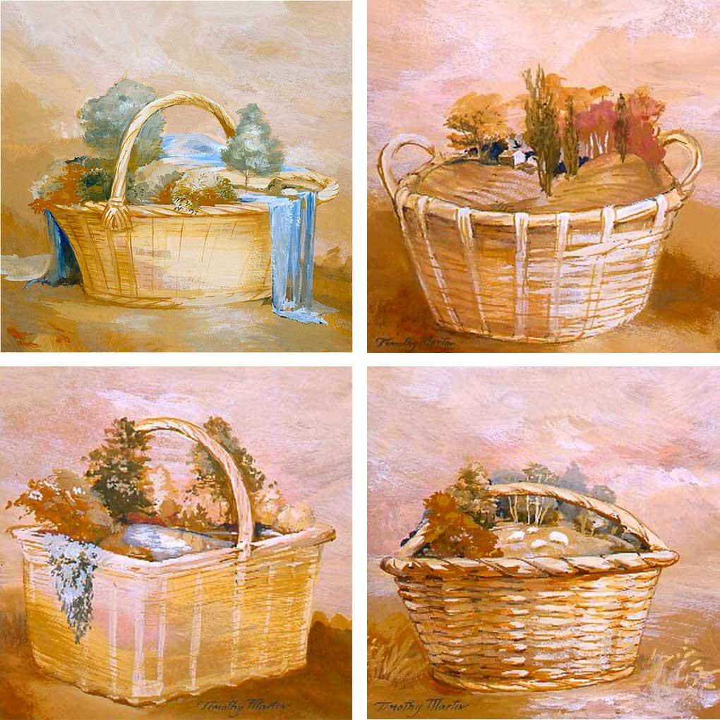 Basket Village 1-4