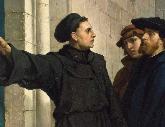 Church History: Martin Luther and the Ninety-Five Th…