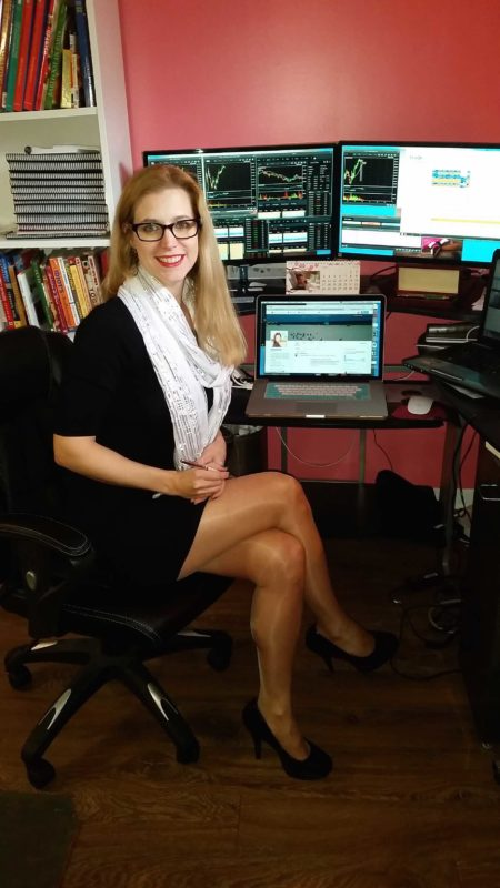 10 Tips From A Female Trader Who Just Passed 100000 In