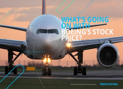 What's Going on with Boeing's Stock Price? - Timothy Sykes
