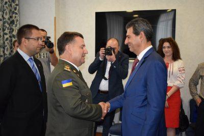 Motoc - generalul Stepan Poltorak