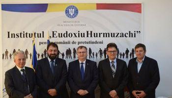 La IEH s-a discutat despre necesitatea înființării unui Centru Românesc în Serbia