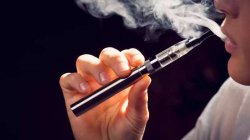 Dramatic case. One teenager needed lung transplant because of electronic cigarettes