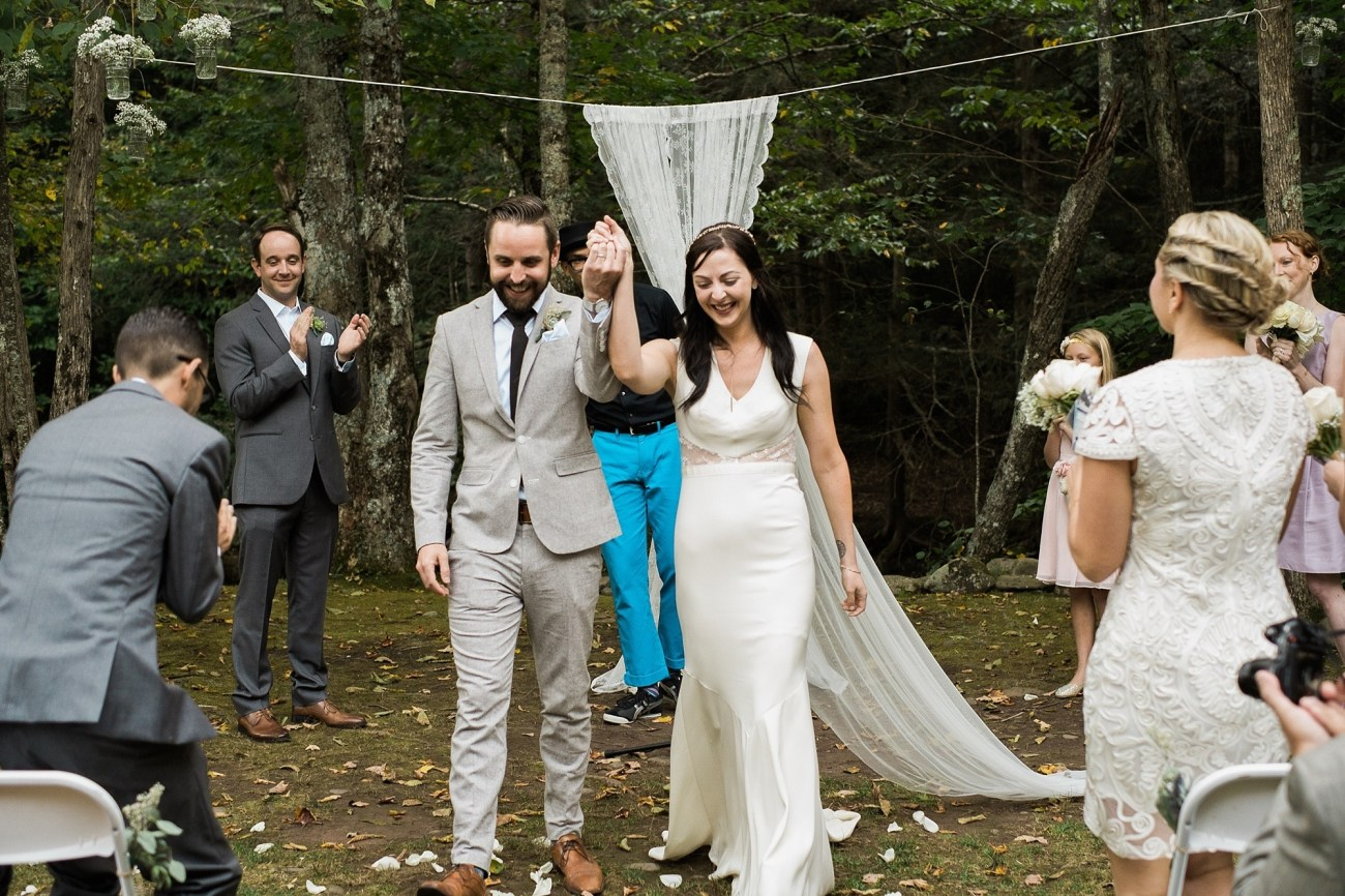 catskills wedding at full moon