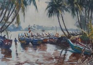 Neelshwar Fishing Boats