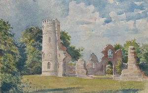 Wimpole Sham Castle, Cambs wc36x55