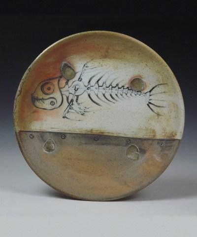 Fishbone Plate