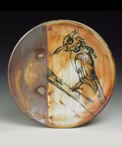 Scavenger Bird Plate