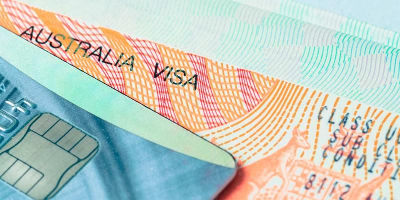 Потребни документи за Австралиска туристичка виза